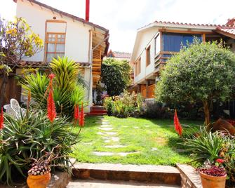 Casona La Recoleta - Cusco - Outdoors view