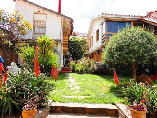 Casona La Recoleta - Cusco - Outdoor view
