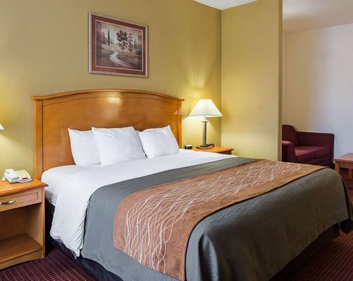 切薩皮克凱富套房酒店 - 奇薩比克 - 切薩皮克 - 臥室