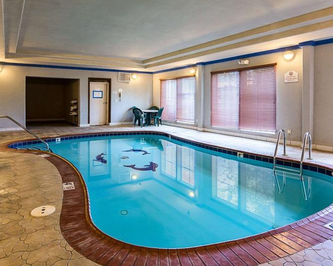 切薩皮克凱富套房酒店 - 奇薩比克 - 切薩皮克 - 游泳池