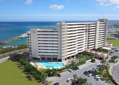 Moon Ocean Ginowan Hotel & Residence - Ginowan - Building