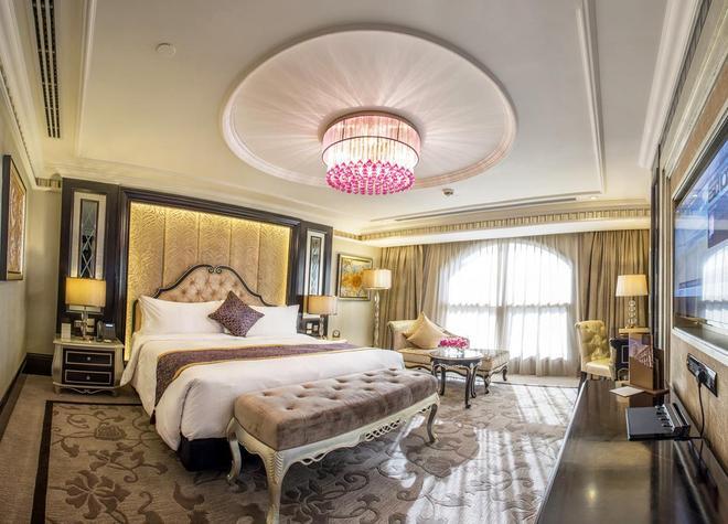 Narcissus Hotel And Residence - Thủ Đô Riyadh - Phòng ngủ