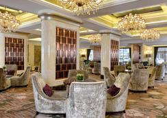 Narcissus Hotel And Residence - Thủ Đô Riyadh - Hành lang