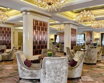 Narcissus Hotel & Spa, Riyadh - Rijád - Salónek