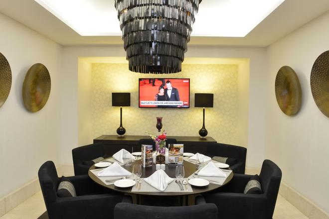 Narcissus Hotel And Residence - Thủ Đô Riyadh - Phòng ăn