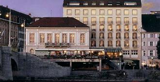 Hotel Merian am Rhein - Βασιλεία - Κτίριο