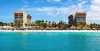 Barceló Aruba - Noord - Gebäude