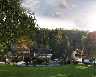 Hotel Restaurant Paradeismühle - Klingenberg am Main - Вигляд зовні