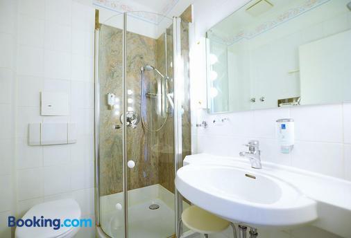 Hotel Jugendstil - Hamelin - Bathroom