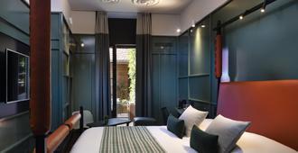 Le Colombier - קולמר - חדר שינה