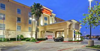 Hampton Inn & Suites San Antonio/Northeast I-35, TX - Сан-Антонио - Здание