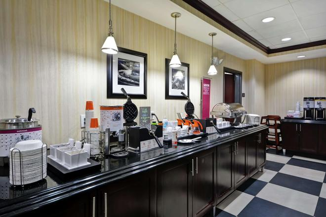 Hampton Inn & Suites San Antonio/Northeast I-35, TX - San Antonio - Buffet