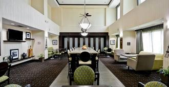Hampton Inn & Suites San Antonio/Northeast I-35 - San Antonio - Restaurang