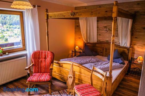 Gästehaus Riedl - Warmensteinach - Bedroom