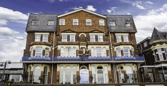 The Palm Court Hotel - Great Yarmouth - Edificio