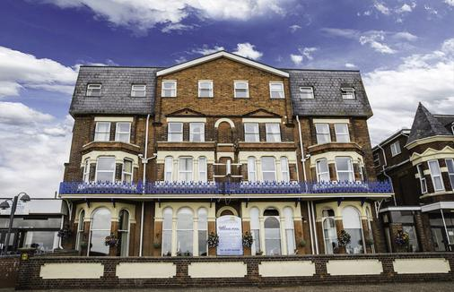 The Palm Court Hotel - Great Yarmouth - Κτίριο