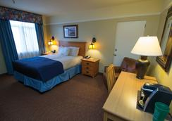 El Tovar - Inside the Park - Grand Canyon Village - Chambre