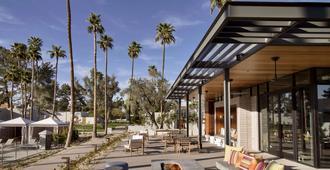 Andaz Scottsdale Resort and Bungalows - סקוטסדייל - פטיו