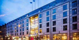 Comfort Hotel Vesterbro - Copenhague - Edificio