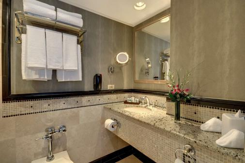 The Whitehall Hotel - Chicago - Bagno