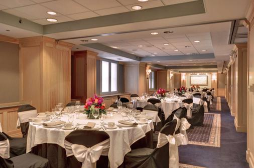 The Whitehall Hotel - Chicago - Sala de banquetes