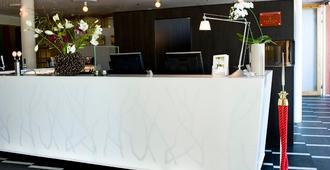 Villa Källhagen - Stockholm - Front desk