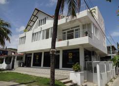 Lili House - San Andrés - Edificio