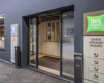 ibis Styles Genève Palexpo Aéroport - Le Grand-Saconnex - Building