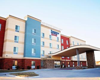 Fairfield Inn & Suites Des Moines Urbandale - Urbandale - Gebouw