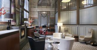 Club Quarters Hotel, Gracechurch - לונדון - טרקלין