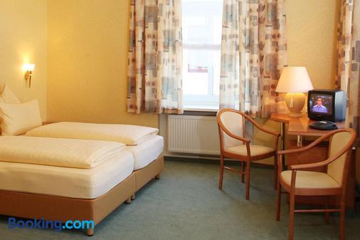 Pension Am Grossen Garten - Dresden - Phòng ngủ