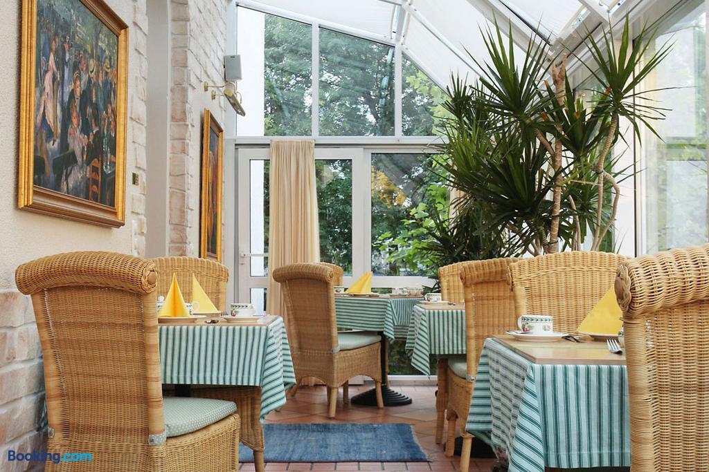 Charmant Pension Am Grossen Garten   Dresden   Restaurant