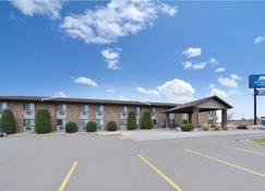 Americas Best Value Inn & Suites - Bismarck - Edificio