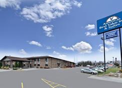 Americas Best Value Inn & Suites - Bismarck - Gebäude