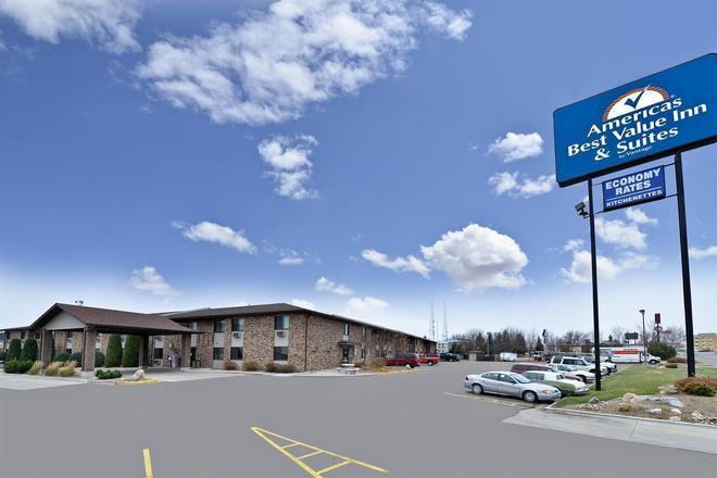 Americas Best Value Inn & Suites - Bismarck - Building