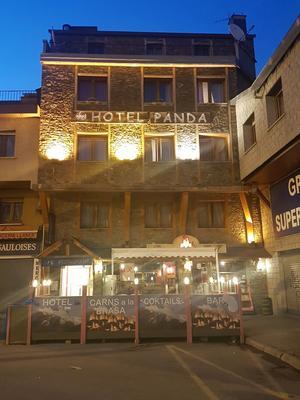 Hotel Panda - El Pas de la Casa - Rakennus