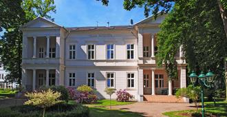 Steigenberger Grandhotel And Spa - Heringsdorf - Gebäude