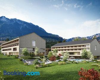 Hotel die Wälderin-Wellness, Sport & Natur - Mellau - Building