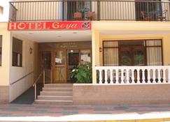 Hotel Goya - Almuñécar - Edificio