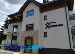 Apartamenty Kapitanskie - Iława - Building