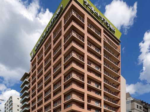 Hotel Sunroute Sopra Kobe - Kobe - Building