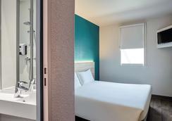 尼姆西方 F1 酒店 - 尼姆 - 尼姆 - 臥室