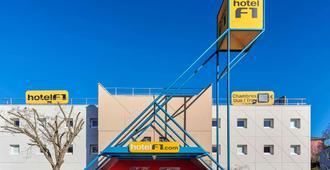 hotelF1 Nîmes ouest - Nimes - Toà nhà