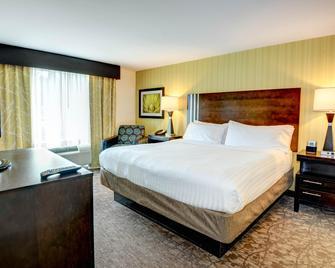 Holiday Inn Express Neptune - Neptune - Спальня