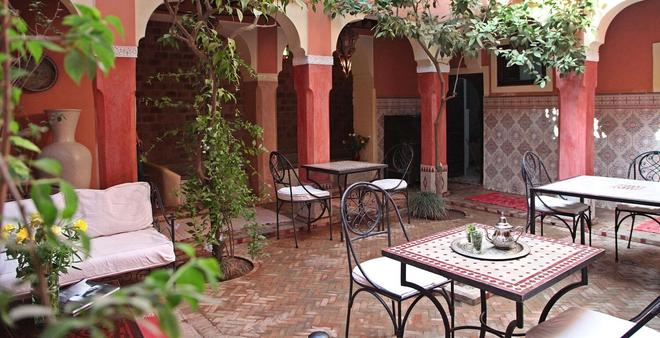 Riad Cala Medina - Marrakesh - Patio