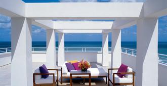 海濱俱樂部酒店 - 邁阿密海灘 - 邁阿密海灘 - 臥室