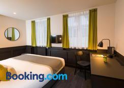 Hotel Du Dragon - Στρασβούργο - Κρεβατοκάμαρα