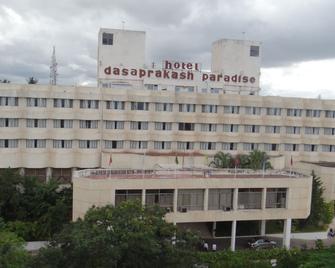 Hotel Paradise - Mysore Dasaprakash Group - Mysore - Rakennus