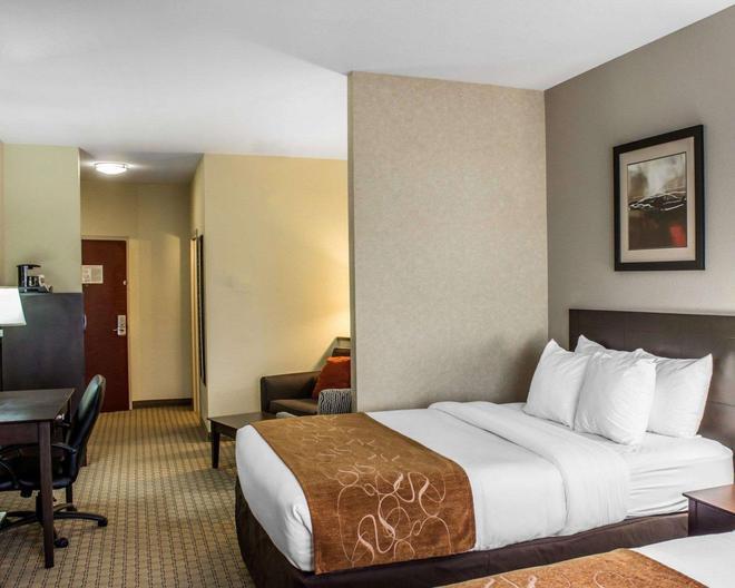 Comfort Suites Wilson I-95 - Wilson - Habitación