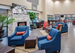 Comfort Suites Wilson I-95 - Wilson - Recepción